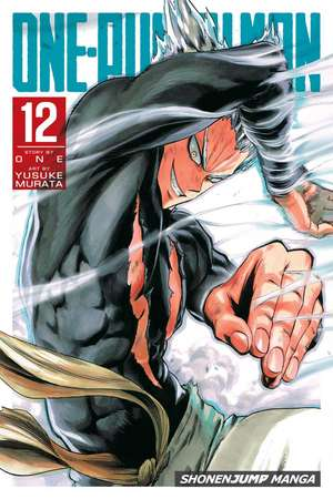 One-Punch Man, Vol. 12 de ONE