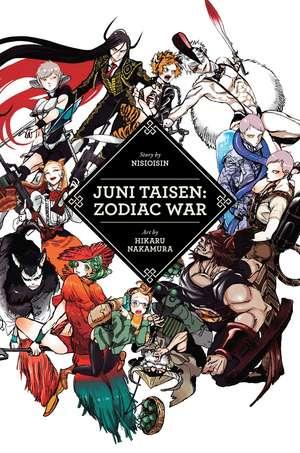 Juni Taisen: Zodiac War de Nisioisin