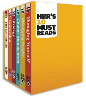 HBR's 10 Must Reads: Harvard Business Review Must Reads de Harvard Business Press