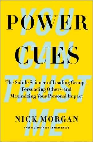 Power Cues de Nick Morgan