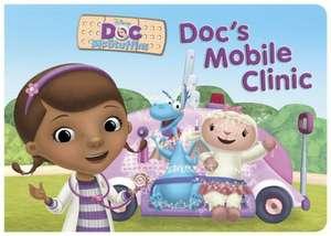 Doc McStuffins Doc's Mobile Clinic