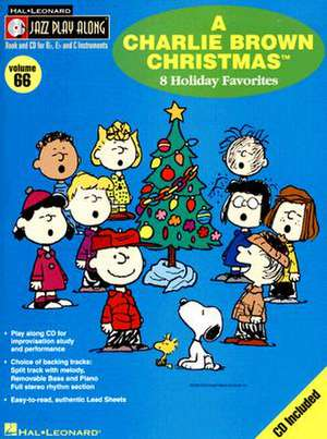 A Charlie Brown Christmas [With CD] de Vince Guaraldi