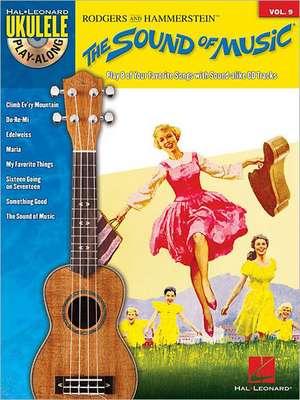 The Sound of Music: Ukulele Play-Along Volume 9 de Richard Rodgers