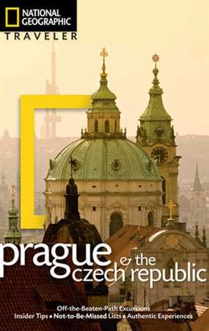 National Geographic Traveler Prague & the Czech Republic de Stephen Brook