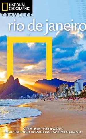 National Geographic Traveler: Rio de Janeiro de Michael Sommers