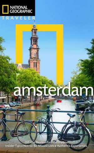 National Geographic Traveler: Amsterdam, 2nd Edition de Christopher Catling