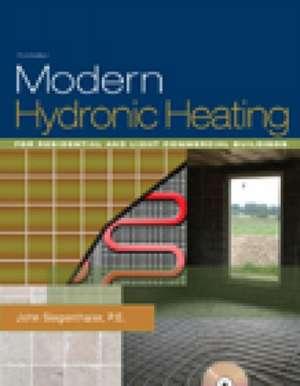 Modern Hydronic Heating imagine