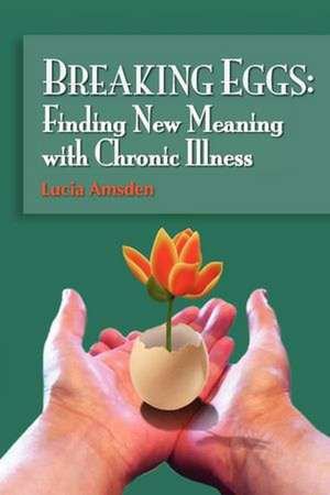 Breaking Eggs:  Finding New Meaning with Chronic Illness de Lucia Amsden