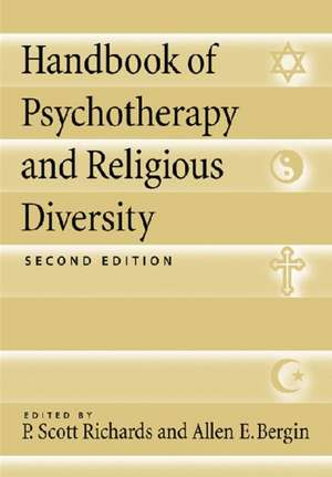Handbook of Psychotherapy and Religious Diversity