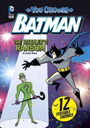The Riddler's Ransom