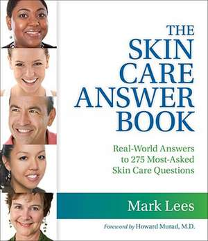 The Skin Care Answer Book imagine