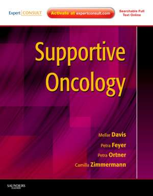 Supportive Oncology