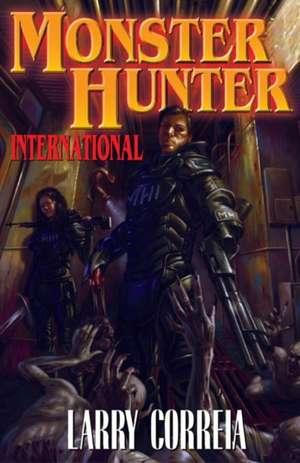 Monster Hunter International de Larry Correia