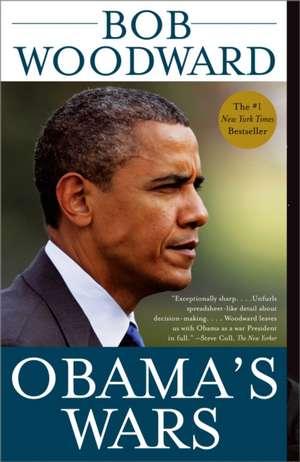 Obama's Wars de Bob Woodward