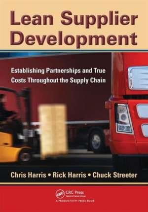 Lean Supplier Development imagine