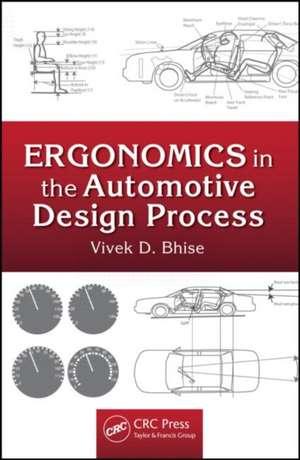 Ergonomics in the Automotive Design Process imagine