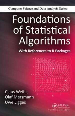 Foundations of Statistical Algorithms imagine
