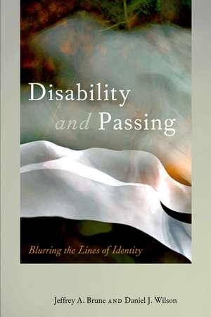 Disability and Passing imagine
