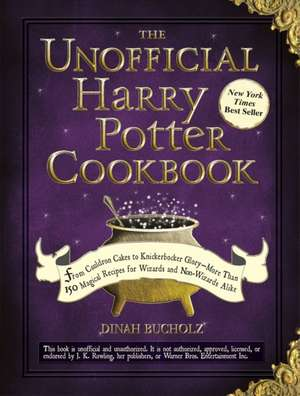 The Unofficial Harry Potter Cookbook imagine