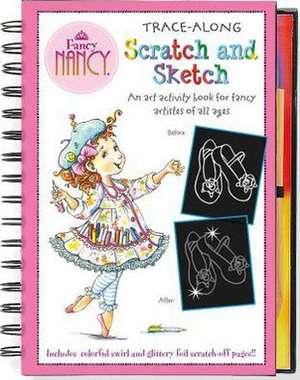 Fancy Nancy Scratch & Sketch