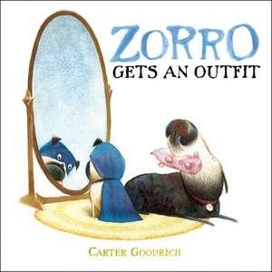 Zorro Gets an Outfit de Carter Goodrich