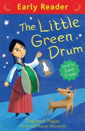 Early Reader: The Little Green Drum de Taghreed Najjar