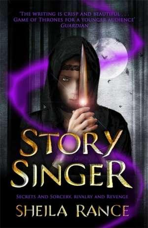 Story Singer de Sheila Rance
