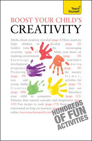 Boost Your Child's Creativity