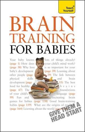 Brain Training for Babies: Teach Yourself