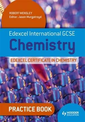 Edexcel International GCSE and Certificate Chemistry