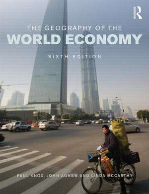 The Geography of the World Economy imagine