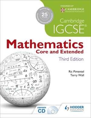 IGCSE Mathematics de Ric Pimentel
