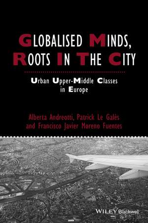 Globalised Minds, Roots in the City imagine