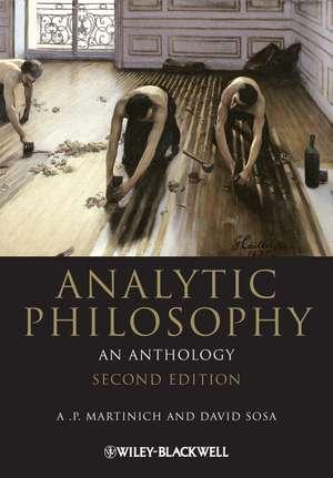 Analytic Philosophy imagine