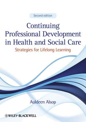 Continuing Professional Development in Health and Social Care