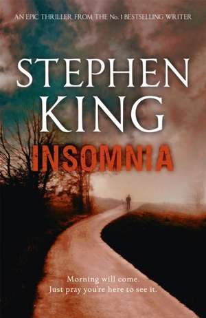 Insomnia de Stephen King