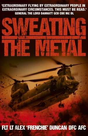Sweating the Metal de Alex Duncan
