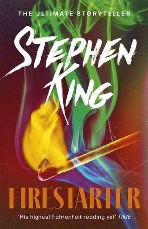 Firestarter de Stephen King