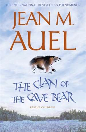 The Clan of the Cave Bear de Jean M. Auel