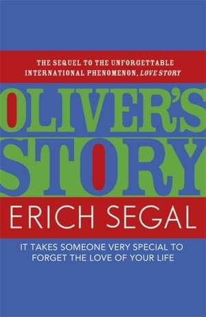 Oliver's Story de Erich Segal