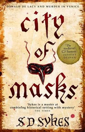 City of Masks de S. D. Sykes