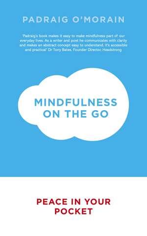 Mindfulness on the Go de Padraig O'Morain