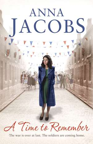 A Time to Remember de Anna Jacobs