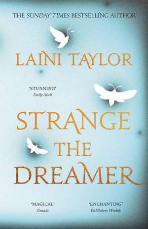 Strange the Dreamer de Laini Taylor