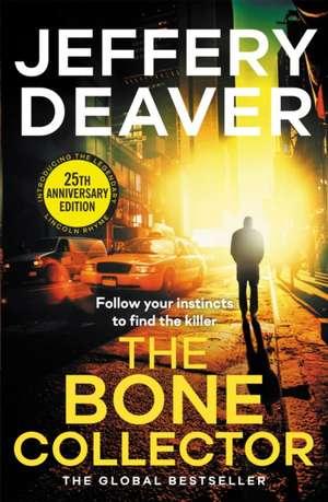 The Bone Collector de Jeffery Deaver
