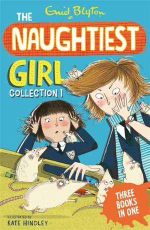 The Naughtiest Girl Collection 1 de Enid Blyton