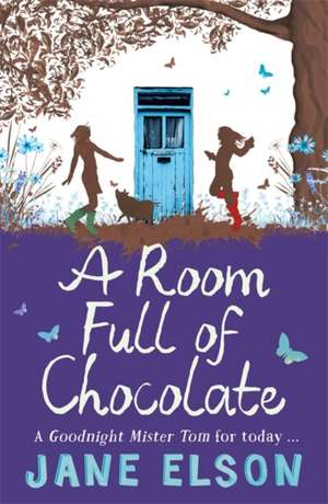 A Room Full of Chocolate de Jane Elson