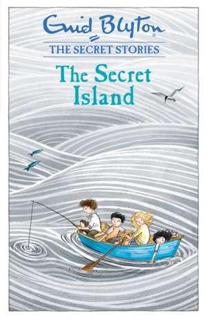 Secret Stories: The Secret Island