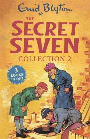 The Secret Seven Collection 2 de Enid Blyton