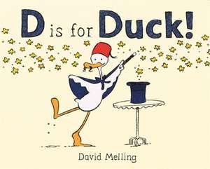 D is for Duck! de David Melling
